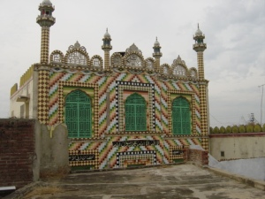 Burch Mosque